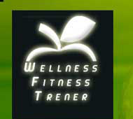 Wellness fitness trener