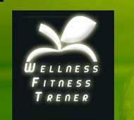 Wellness fitness trener